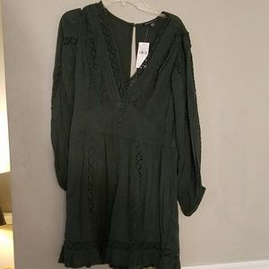 NWT Long sleeve Romper